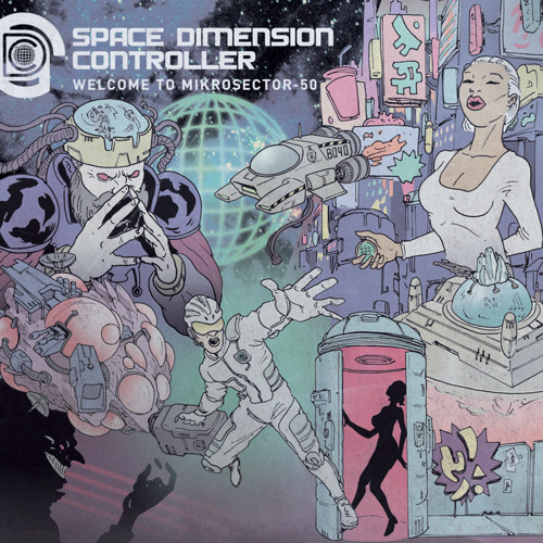 Space Dimension Controller - You Can't Have My Love