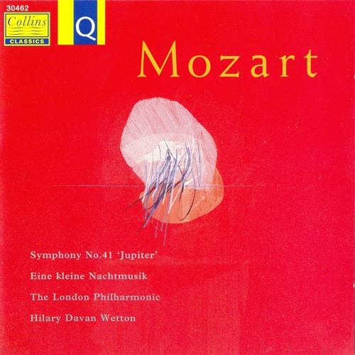 01 Symphony No.41, C Major, K551, Jupiter  I. Allegro Vivace