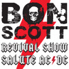RIDE ON (live) - Bon Scott Revival Show - ACDC TRIBUTE