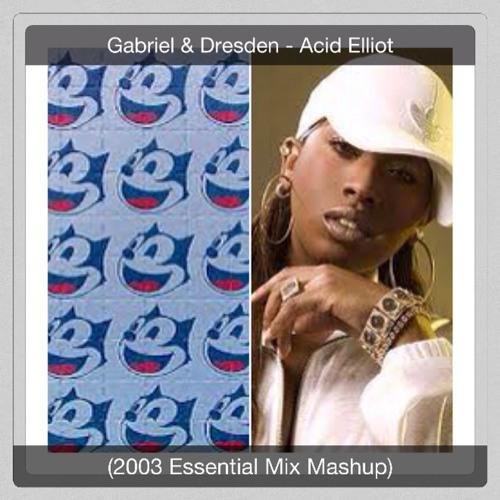 Gabriel & Dresden - Acid Elliot (2003 Essential Mix Mashup)