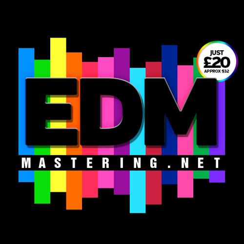 EDMmastering.NET Advert - Contact EDMmastering@gmail.com