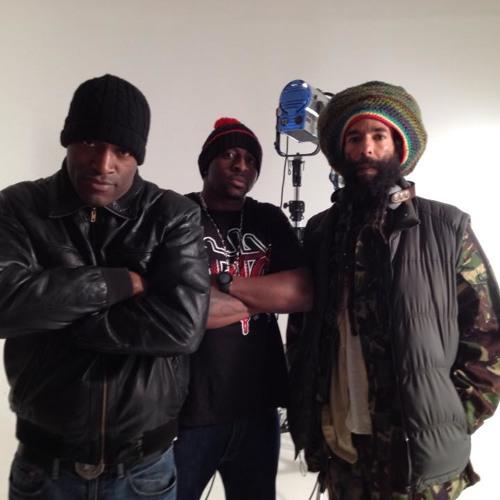Rebel Emcee - Blak Twang ft. Congo Natty, Produced by Silvastone and Vital Elements - Infidelity 001