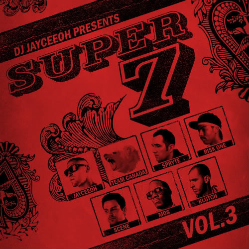 DJ Scene mix from Super 7 (Vol 3)