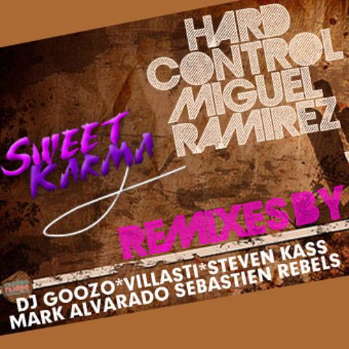 Dj Miguel Ramirez - Hard Control (Sebastien Rebels Official RMX 2013)