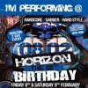 Out Of Control - HORIZON **The 10th Birthday** Promo Mix