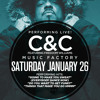 C & C Music Factory Feat. Freedom Williams Live @ Roxbury Montreal Jan. 26th
