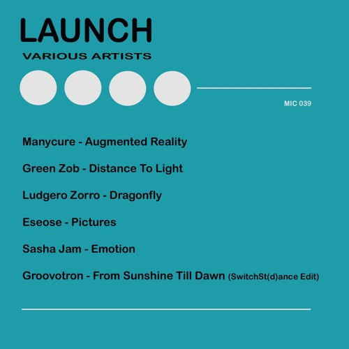 """GREEN ZOB - """"Distance To Light"""" [MIC040]"""
