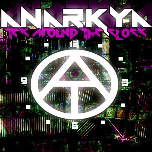 ANARKYA-Organik[Tek around the clock EP](FM010)