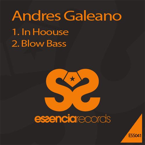 ESS041 Andres Galeano - Blow Bass (Original Mix)