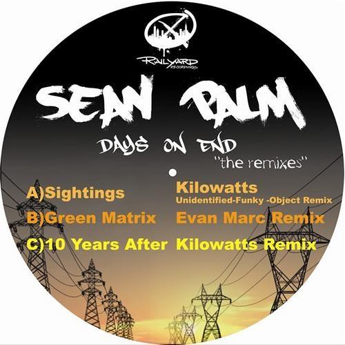 Sean Palm - Green Matrix (Evan Marc Remix)