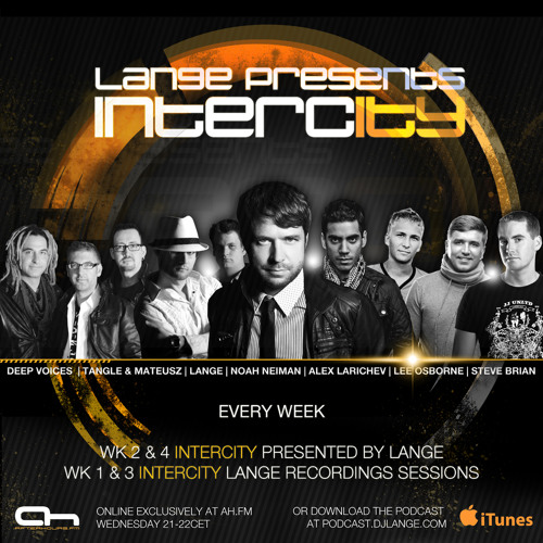 Lange Presents: Intercity 109 feat. Noah Neiman on the Lange Recordings Sessions
