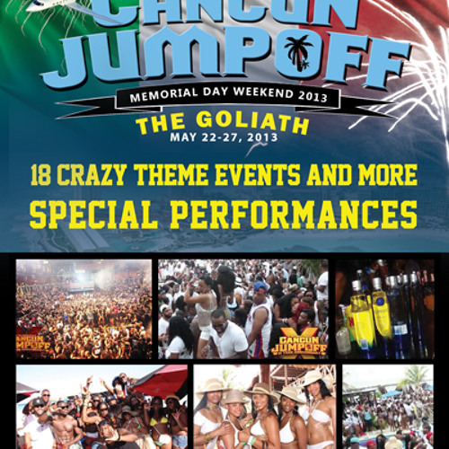 CANCUN JUMPOFF TEAM UK AD- PARIS, JAY Z AND KANYE WEST