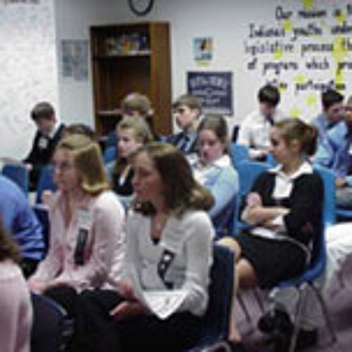 Indiana House Page Program gives students a hands-on look at lawmaking
