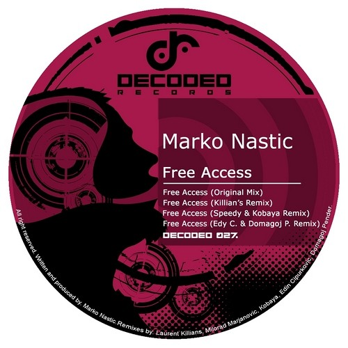 Marko Nastic - Free Access EP (Decoded 027)