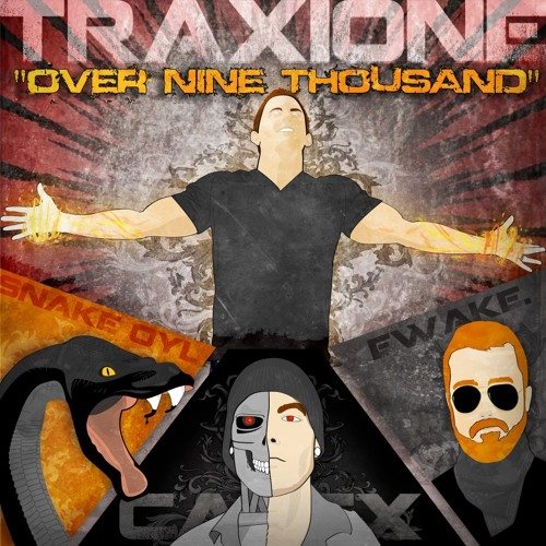 Traxione - Over 9000 (Catex Remix)
