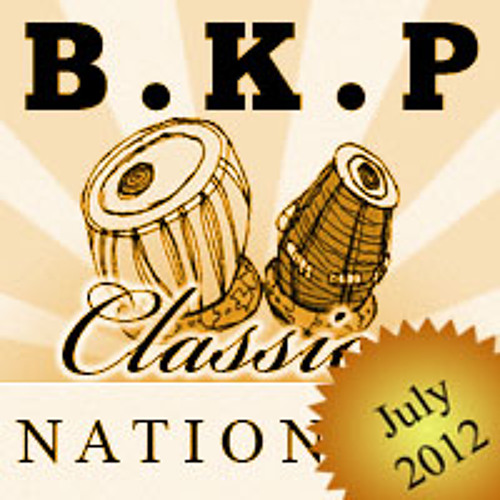 National Program of music broadcasted on All India Radio, Delhi (14th July 2012) - by B.K.Prasad