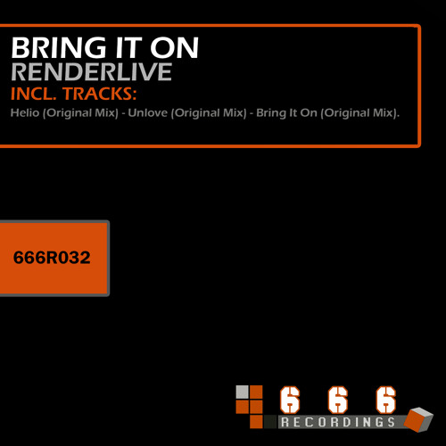 Renderlive - Unlove (Original Mix) Cut [666 Recordings]