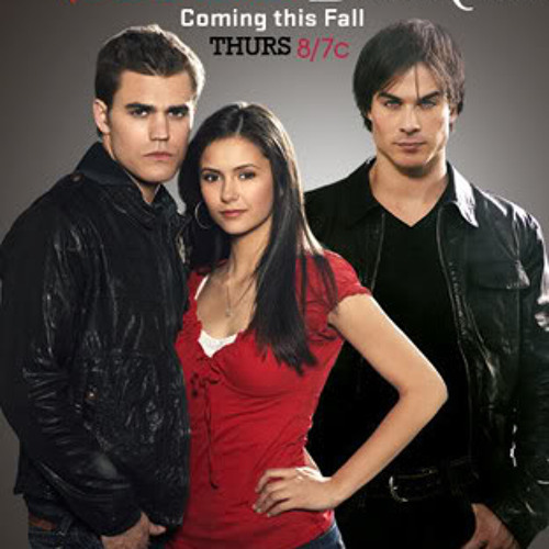 The Vampire Diaries 1x01 Placebo - Running Up That Hill