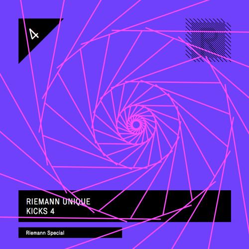 60 Riemann Unique Kick-Drums & Kick-Loops 4 (Demo Song)