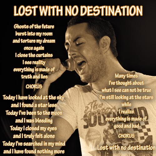 04 Lost with no destination - Sidney Bernstein