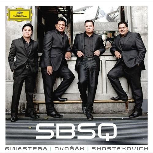 The SBSQ plays Dvorak's String Quartet No. 12 (1. Allegro ma non troppo)