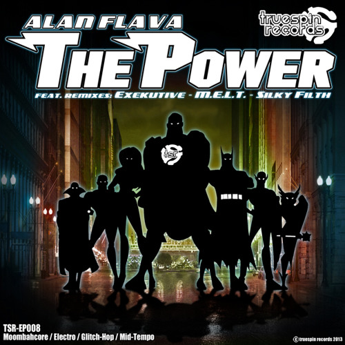 Alan Flava - The Power (M.E.L.T REMIX) *160k snippit* [#78 in Beatport Top 100 Glitch Hop Tracks]