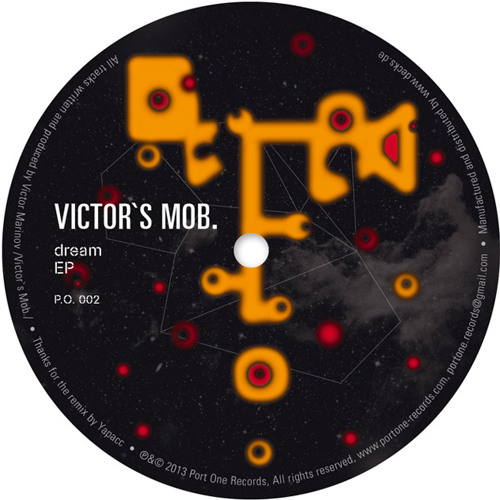 "Victor`s Mob. ""Nothing to do"" - Dream EP/original mix/Victor`s Mob.Feat Boris Petrov  - sax preview"