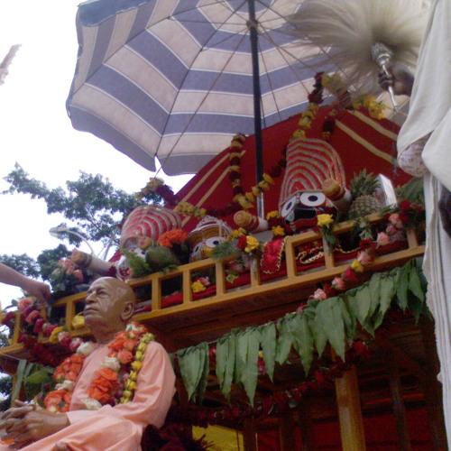 Krishna in Kampala