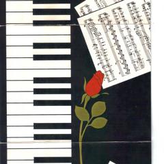 Lush Life: Piano solo closed session recording Oct.2011 Waukegan IL.