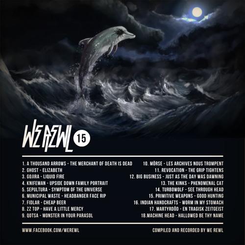 We Rewl Volume 15