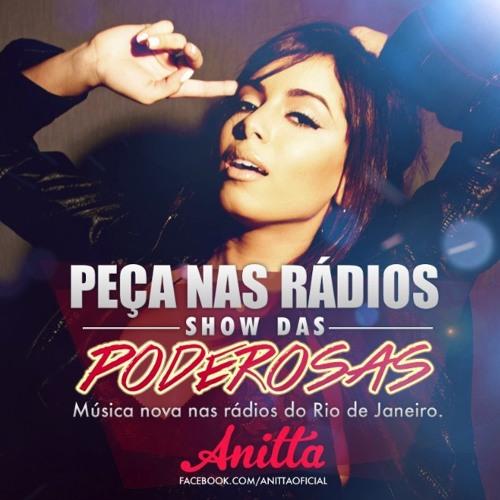 BAIXAR SHOW MUSICA DAS ANITA DE PODEROSAS