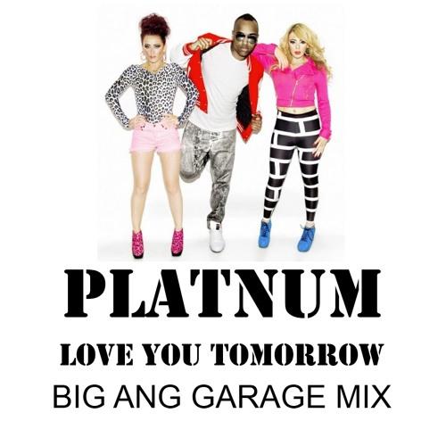 Platnum Love You Tommorrow - Big Ang Garage Mix