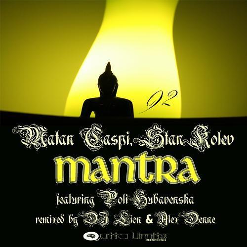 1. Matan Caspi, Stan Kolev Feat. Poli Hubavenska - Mantra (Original Mix)