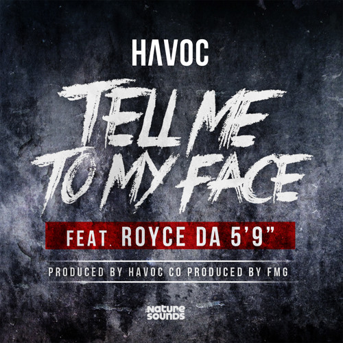 "Havoc (ft. Royce Da 5'9"") - Tell Me To My Face"