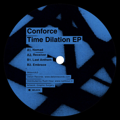 Conforce - Time Dilation EP [96dsr]