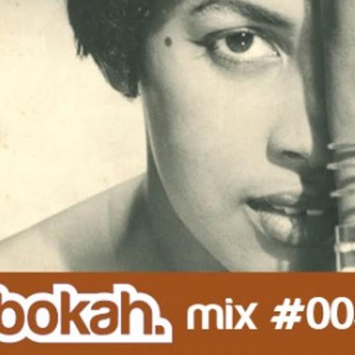 Aaron Lipsett - Bokah Mix #005 (Free DL & Tracklist via Bokah.co.uk)