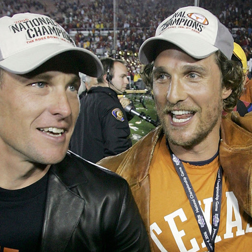 Ken Baker Reports How The Lance Armstrong Scandal Affected Matthew McConaughey