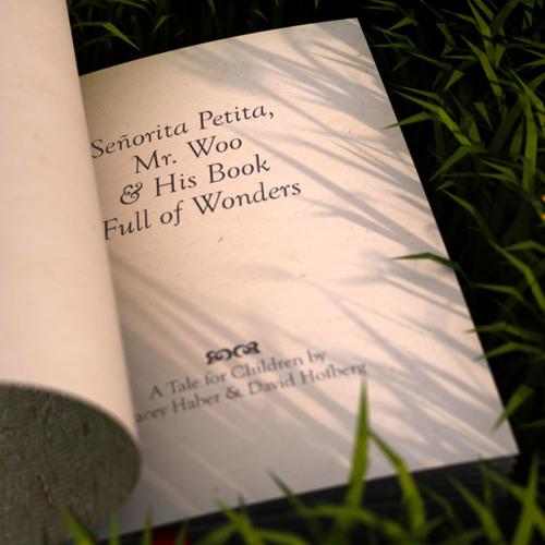Señorita Petita, Mr Woo & His Book Full Of Wonders (Original Audio Version)