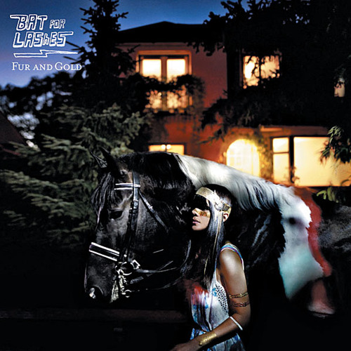 Bat For Lashes - FUR AND GOLD - I Saw A Light