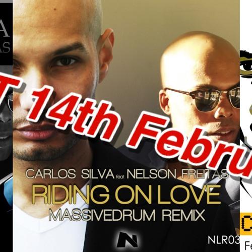 Carlos Silva feat. Nelson Freitas - Riding On Love (Filipe Narciso/Djeff Afrozila/Stefan Vilijn)