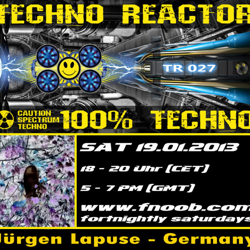 19-01-2013-Juergen-Lapuse-JL-TR-027-Techno-Reactor