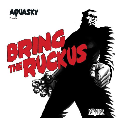 Aquasky ft. Ragga Twins, Spyda, CoGee, Pedro Slimer and M-TEK 'Heatwave' - Passenger 2013