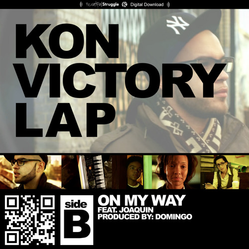 01 Victory Lap by KON Boogie