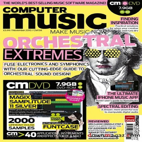 Track-Addicted - Computer Music Magazine (Original Mix)(preview)