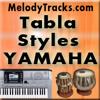 Aaj phir jeene ki tamana - Tabla Styles Yamaha PSR S910 S710 S550 S650 S950 A2000