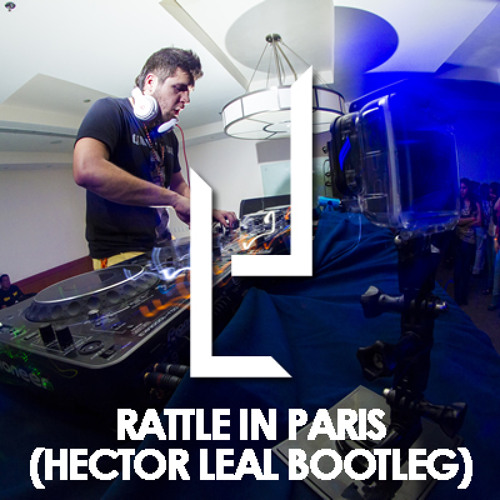 Jay-Z vs. Bingo Players vs. Crizzly - Rattle in Paris (Hector Leal Bootleg)