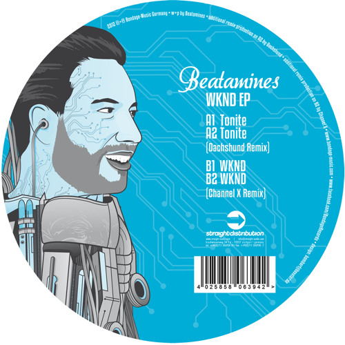 A1_Beatamines - Tonite (Original) BOND12024 SNIPPET
