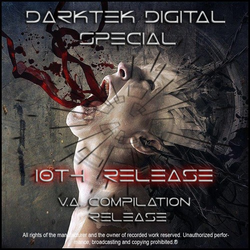 Deep Blue- clip- Darktek Digital - Special 10th release---(unmastered LQ) OUT NOW