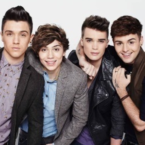 Union J - When Love Takes Over (Audio)