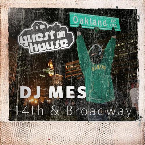 DJ Mes - 14th & Broadway (128 kbps preview)